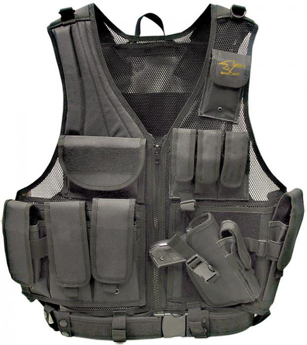 Galati Gear Deluxe Tactical Vest
