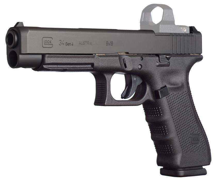 Glock Pg3430101mos G34 Gen 4 MOS