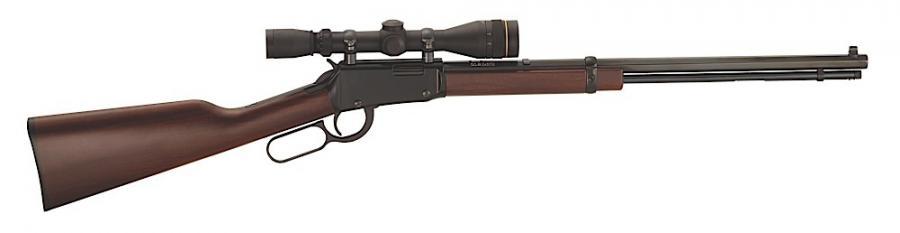 Henry Lever Octagon Lever 22 Magnum