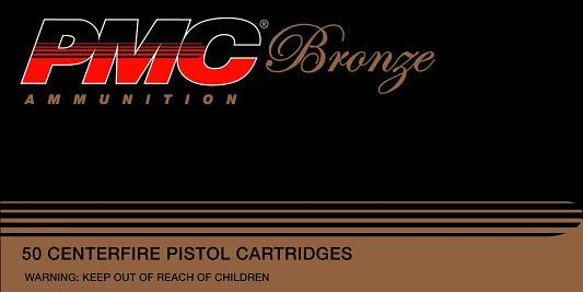 PMC Bronze 9mm Full Metal Jacket