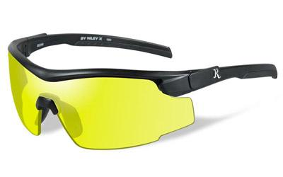 Wiley X Rem Glasses Yellow/blk