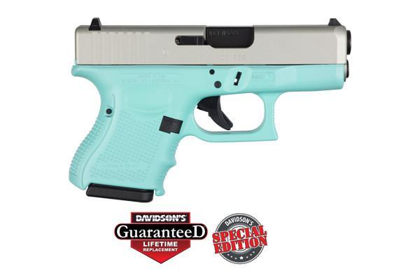 """Glock Inc 26gen4 9x19 3.43"""" 10rd"""