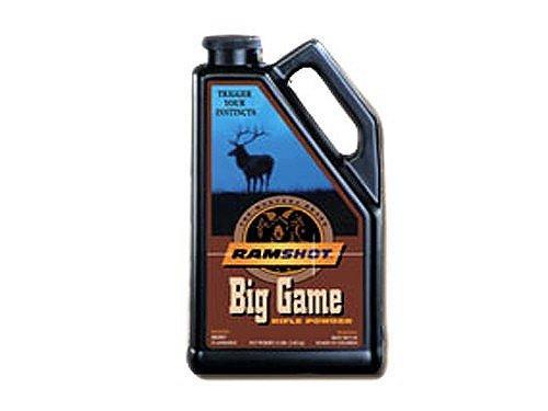 Accurate Big Game Ramshot Rifle 1