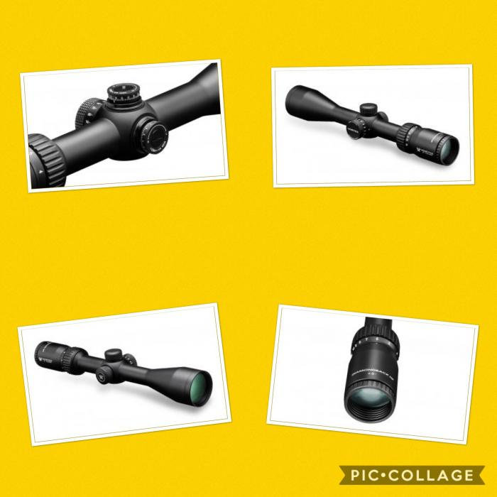 Vortex Diamondback Riflescope Dbk-10015 3-12x42 Dead-hold