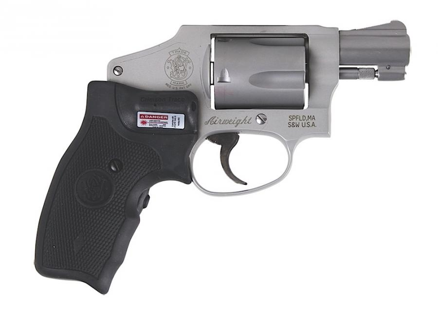 """S&W 642 Airweight 38 Special 1.87"""""""