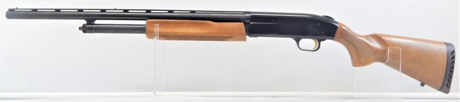 "Mossberg 500c 20ga 22"" Blue/wood Used"