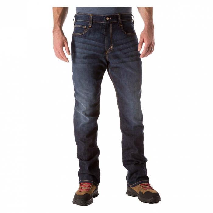 Defender-flex Jean - Strt - Dark