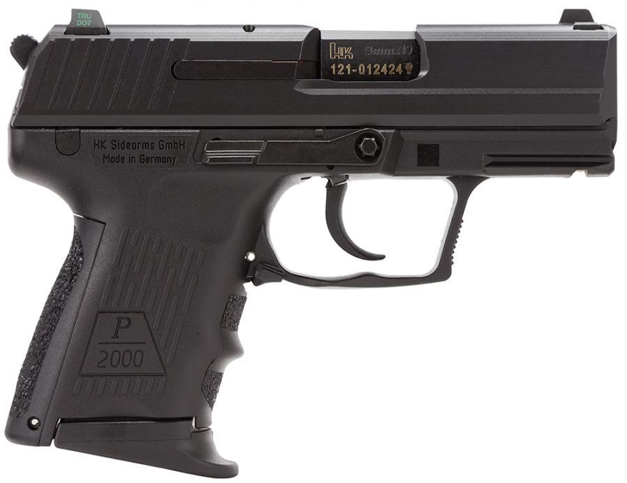 """H&K P2000sk V3 Da/sa 9mm 3.3"""""""