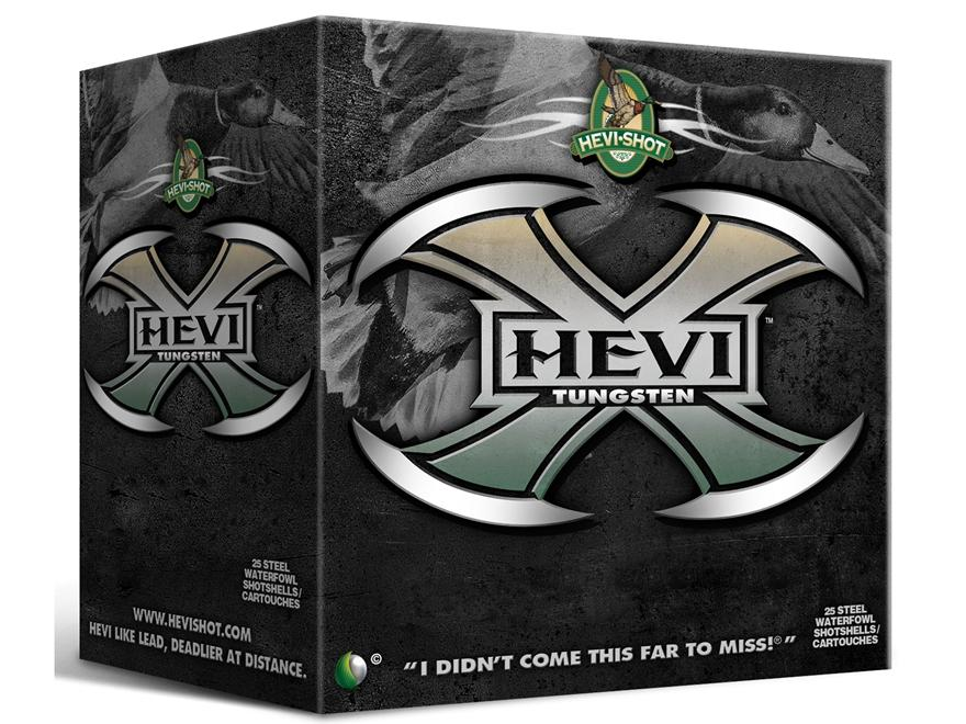 Hevishot 52302 Hevi-x Waterfowl 20 Gauge