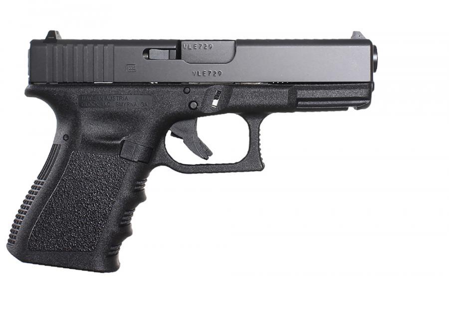 "Glock G19 Standard 9mm 4.02"" 15+1"