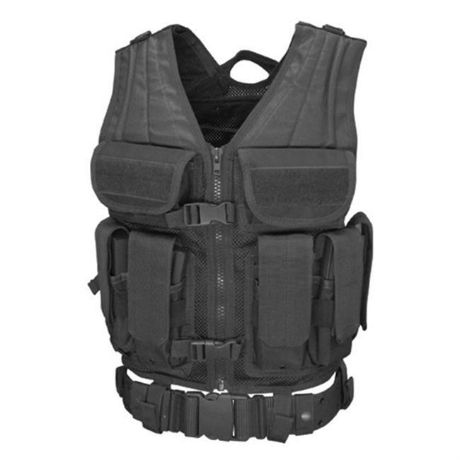 Elite Tactical Vest - Black