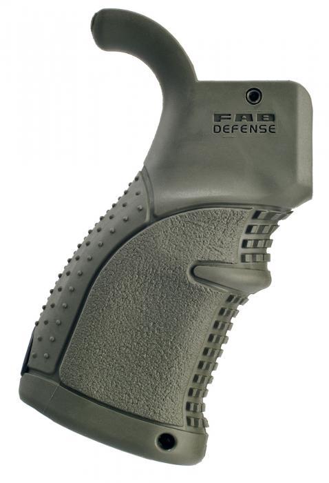 FAB Defense (usiq) Fx-agr43g Agr-43 Ergonomic