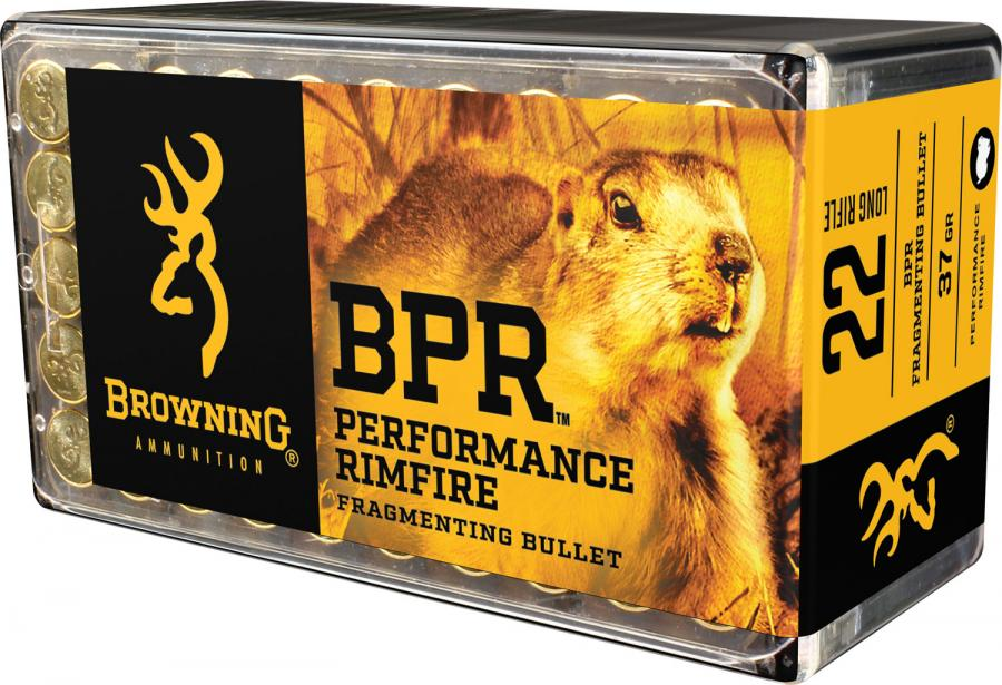 Browning 22lr 37gr BPR 50rd B194122050