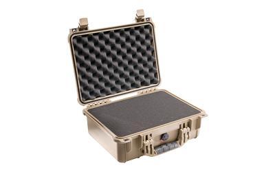 Pelican 1450 Protector Case Tan