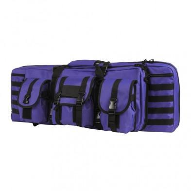 "Double Carbine Case 36"" - Purple"