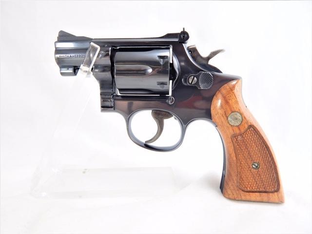 Smith & Wesson 15-9 38 S&W