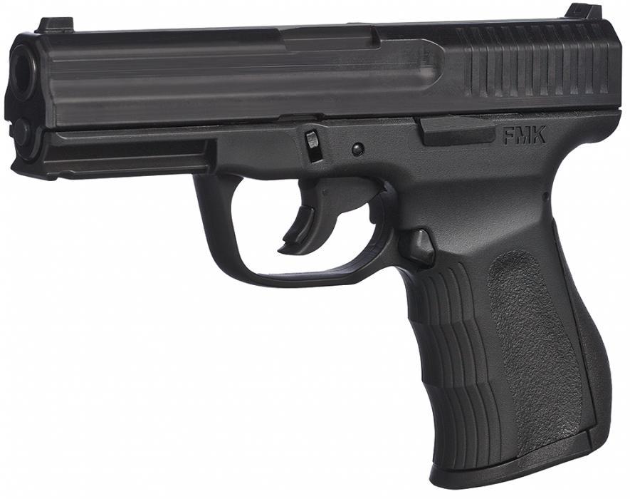 """FMK 9mm 4"""" 10rd DAO Blk"""