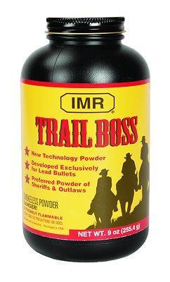 IMR Trail Boss Smokeless Powder 9
