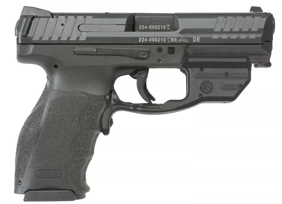"HK VP9 9mm 4.1"" 15rd CTC"