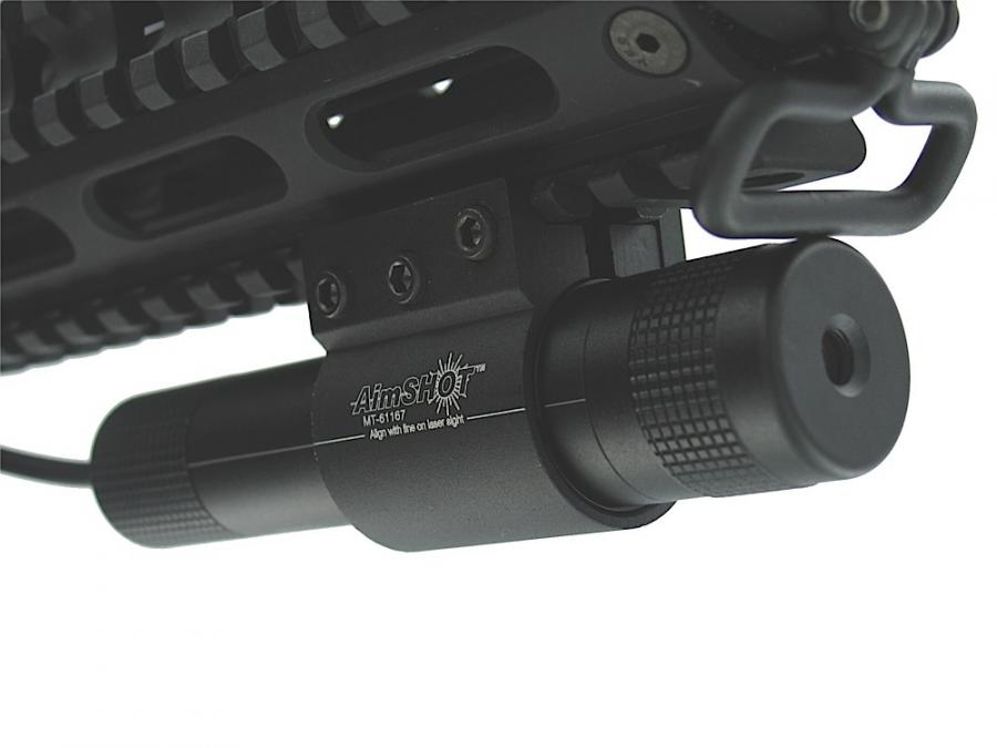 "Aimshot Kt81067green Laser 532nm Intensity 2.25""@100yd"