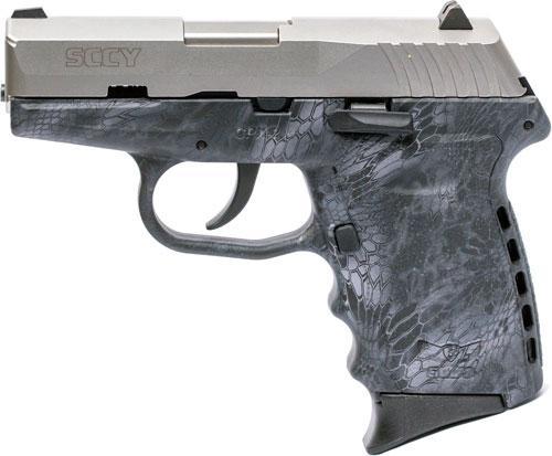 Sccy Cpx2-tt Pistol Dao 9mm