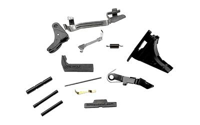 Lwd Lower Parts Kit P80 Compact | USA Firearms