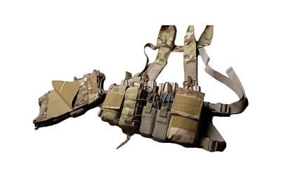 Haley Inforce Heavy Chest Rig Multic