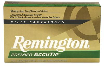 Remington Ammunition Premier 270 Winchester Accutip
